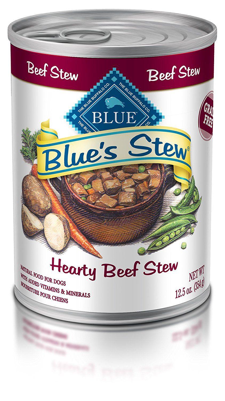 Blue Family Favorite Recipes Wet Dog Food Don T Get Left