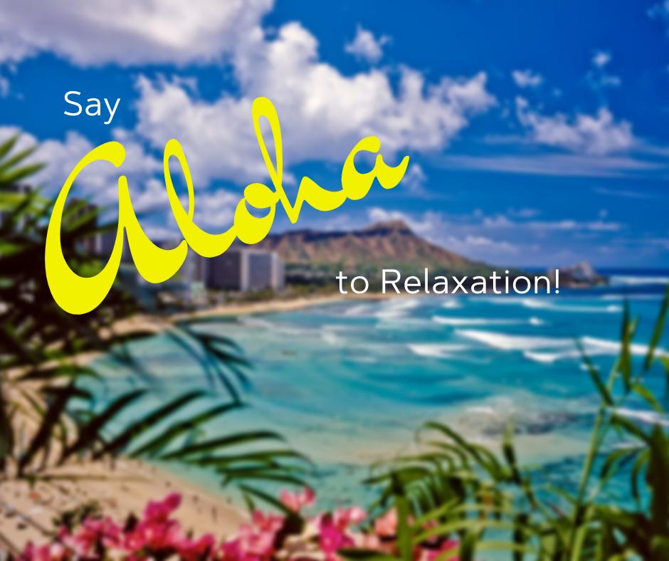 (Playlist) Hawaiian Relaxation in 2020 Tropical paradise