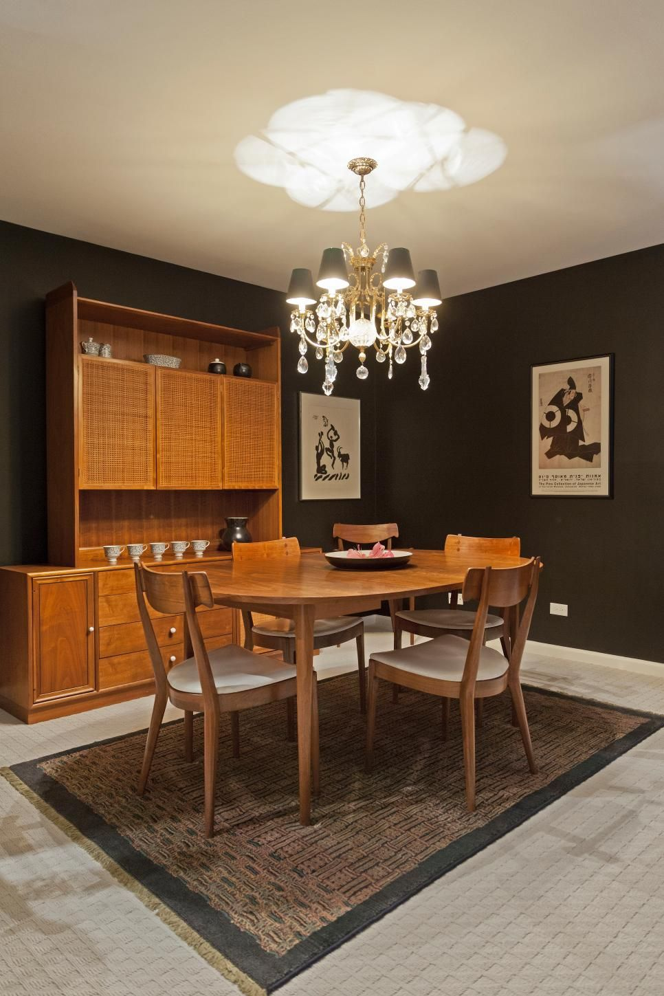 By Editing Art Accessories And Knick Knacks Switching Out An Glamorous Accessories For Dining Room Table Review