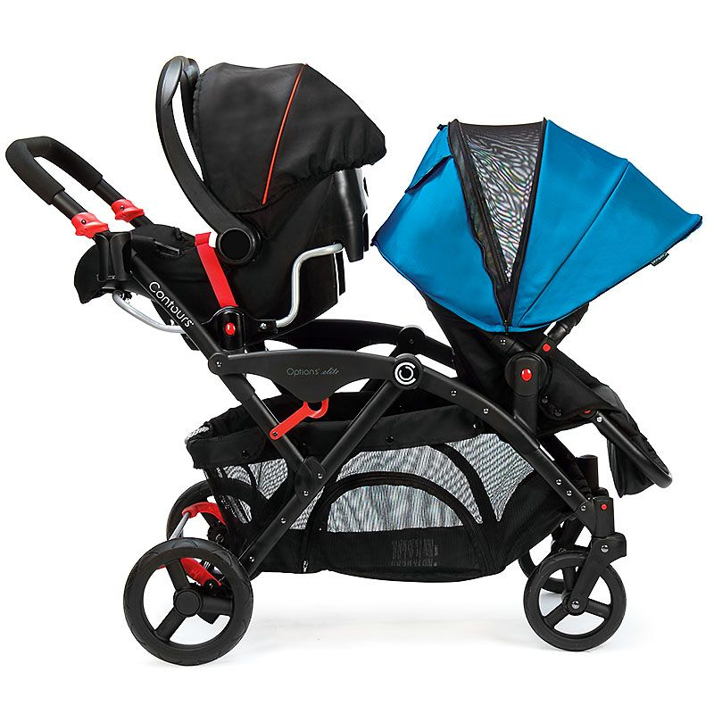 The best double stroller for baby and toddler is not