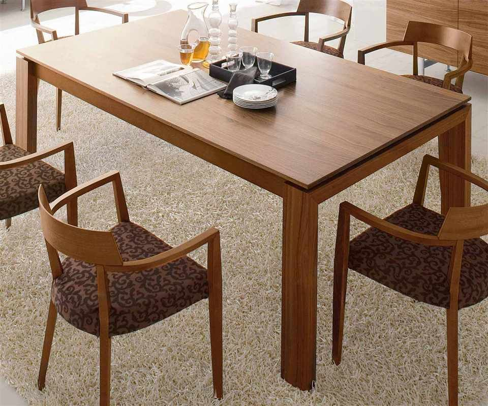 Calligaris Tratto 14 Person Large Wooden Extendable Table With