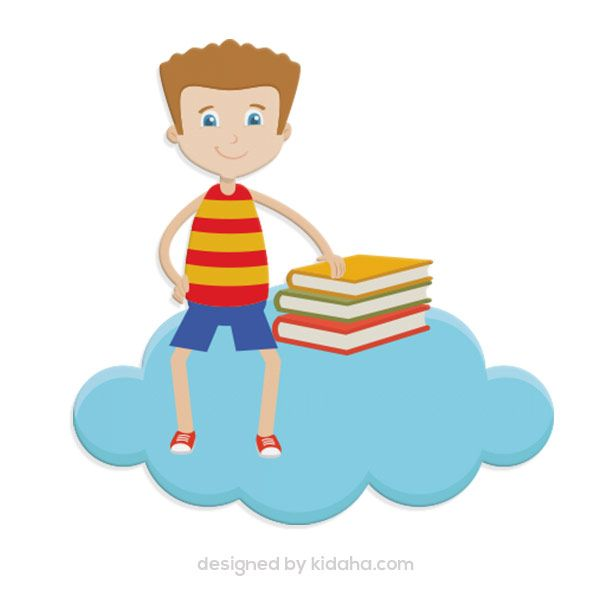 free kid cloud clip arts free education clip arts for kids rh pinterest com