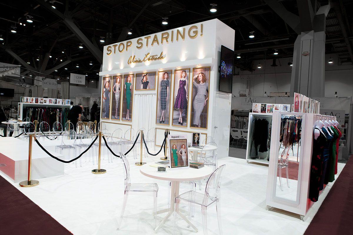 fashion trade show design ideas - Google Search   Festival Booths ...