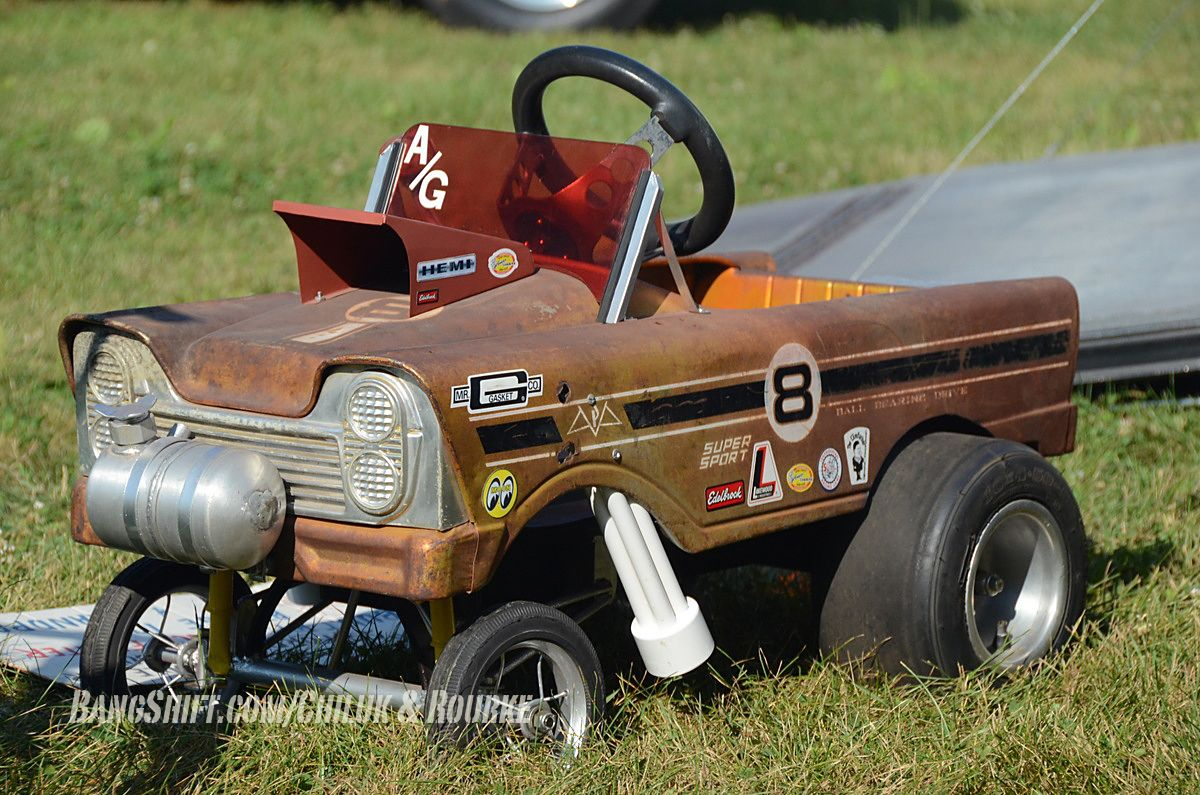 Mini dragster! | Bad Ass Wagons | Pinterest | Cars, Pedal car and ...