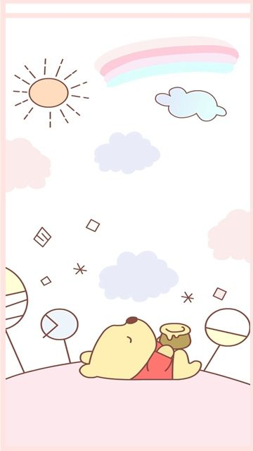 winnie the pooh shared by Ane Sílvia on We Heart It