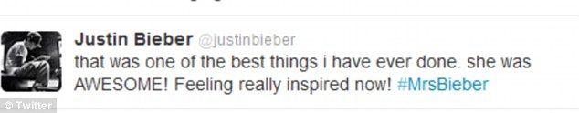 @Justin Bieber