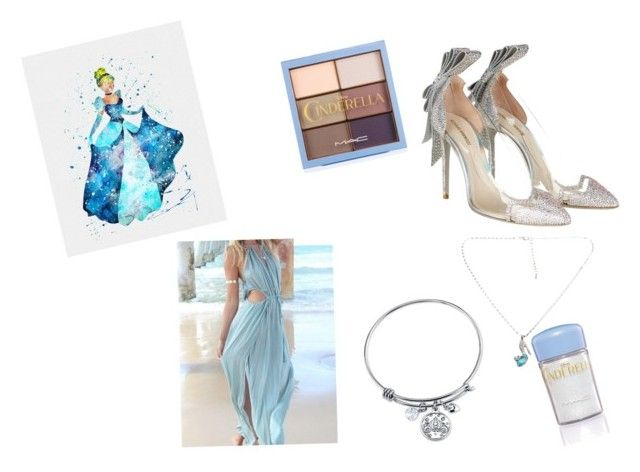 """""""Cinderella"""" by rach140 on Polyvore featuring Nicholas Kirkwood, Disney, women's clothing, women's fashion, women, female, woman, misses and juniors"""