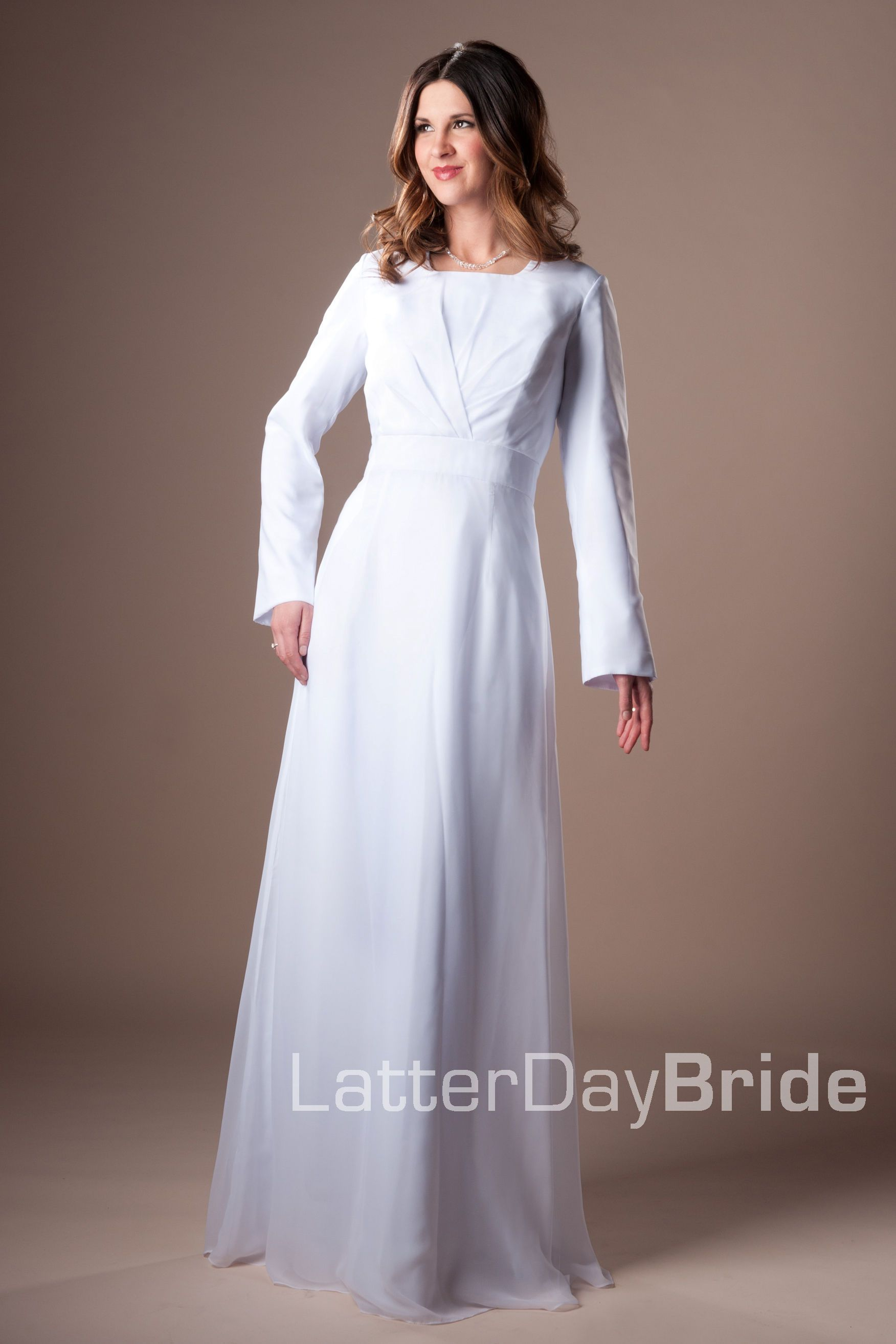 Modest wedding dress star valley latterdaybride prom modest modest wedding dress star valley latterdaybride prom modest mormon lds temple dress ombrellifo Images