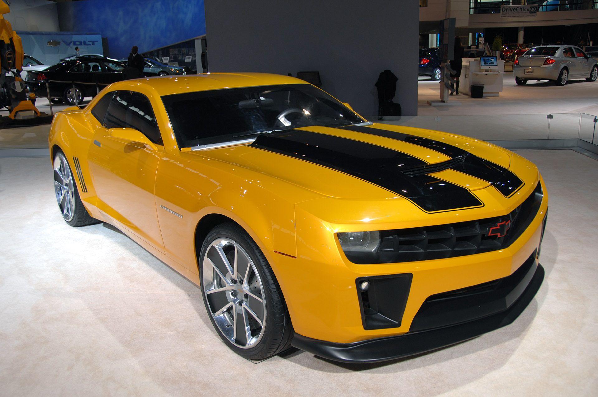 Kekurangan Chevrolet Camaro Transformers Perbandingan Harga