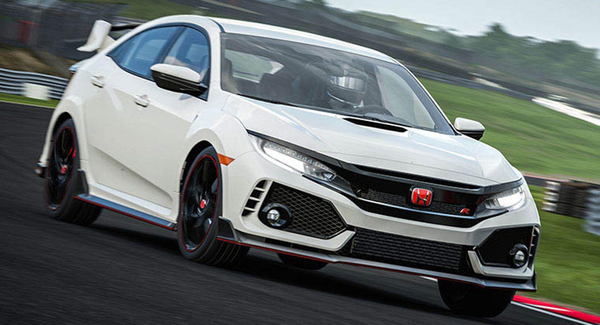 Honda Civic Type R Hits Forza Motorsport 7 In Latest Update Carscoops Honda Civic Type R Honda Civic Forza Motorsport