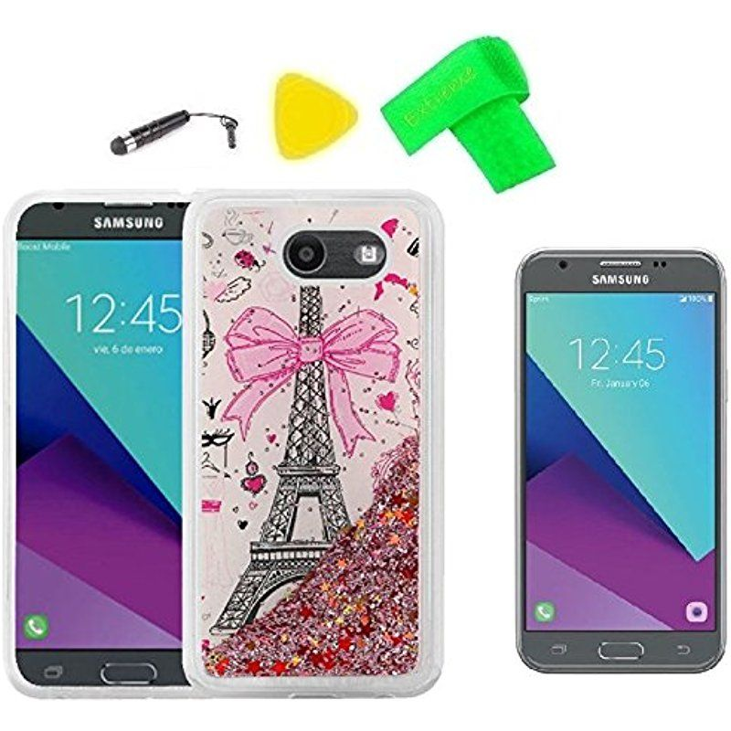 info for c1fd6 f9287 TPU Cover Phone Case + Screen Protector + Extreme Band + Stylus Pen ...