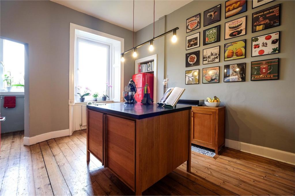 1 bed flat for sale Bellevue 95/3 East Claremont Street