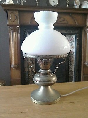 Oil-Lamp-Converted-to-Electric
