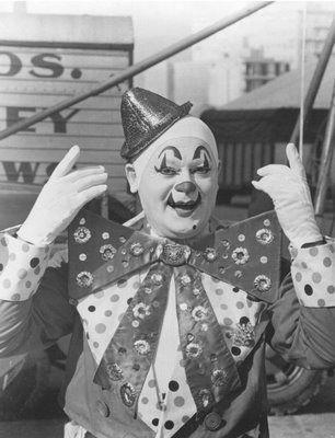 Albert the Clown