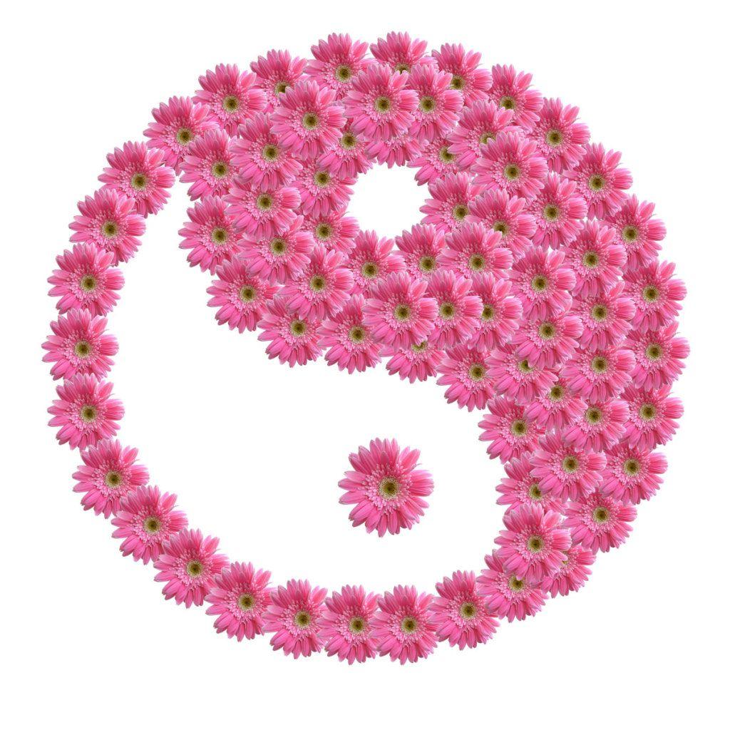 Purodeco Feng shui yin yang blomst | #purodeco #fengshui | Feng Shui ...