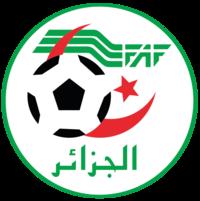 Algeria National Football Team National Football Teams Soccer Logo National Football