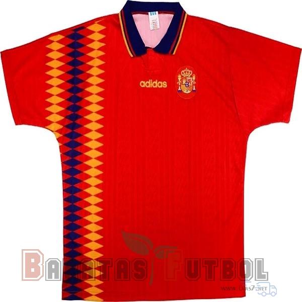 Gastos de envío Mareo asesinato  Casa Camiseta España Retro 1994 Rojo Las Mejores Futbol Comprar | Camiseta  españa, Camisetas, Camisetas personalizadas