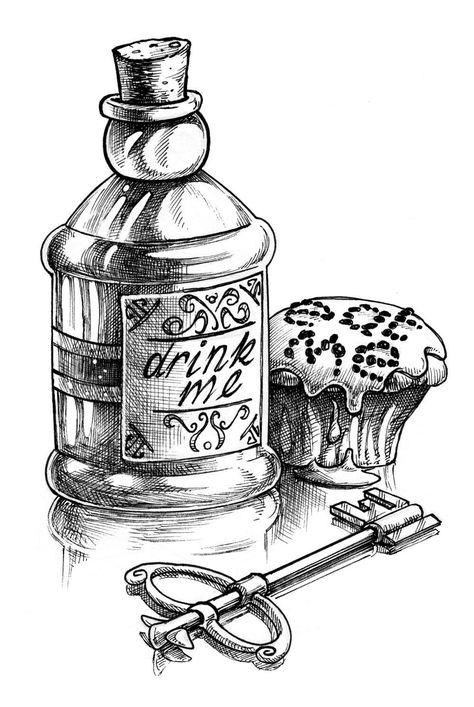 New Drawing Trippy Alice In Wonderland 62+ Ideas