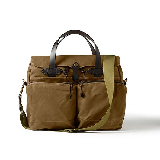 24 Hour Tin Cloth Briefcase Filson Bags Bags Filson