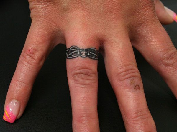 wedding finger tattoos 25 marvelous ring finger tattoos