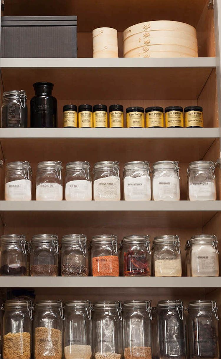 The Pantry Detox: A Brilliant, Clutter Free Organizational Approach