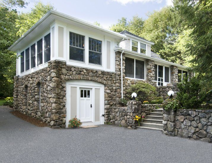Britton Homes - Ashland, MA, United States. Dining room addition ...