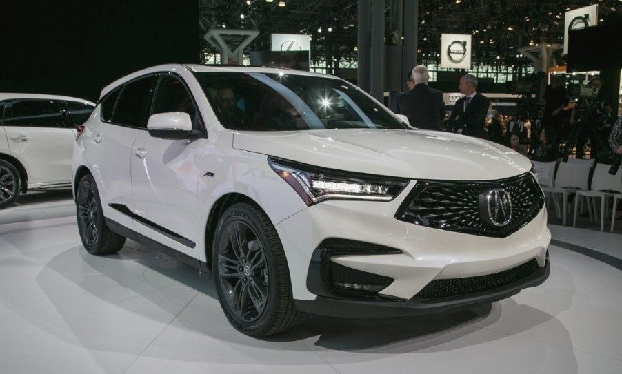 Acura RDX Completely Redesign For 2020 Model Year