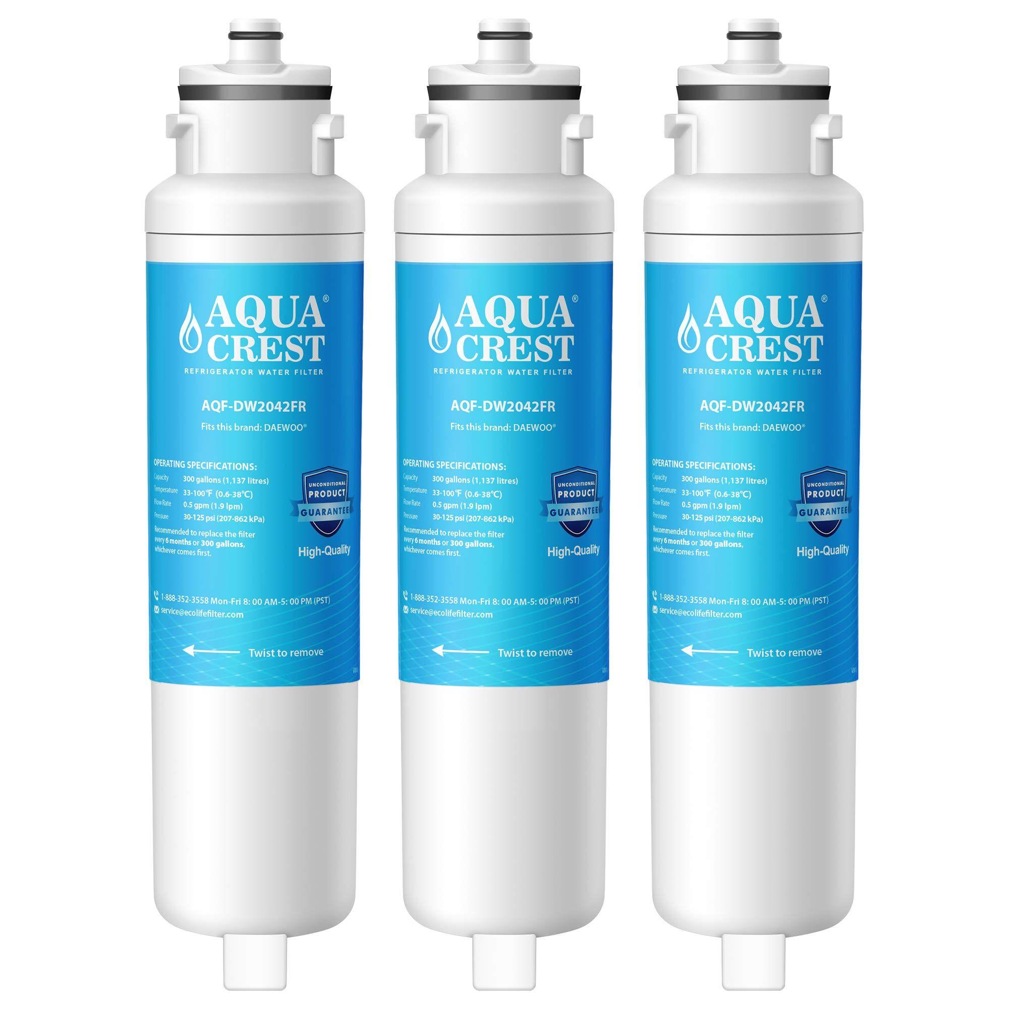 Aquacrest Dw2042fr 09 Refrigerat Refrigerator Water Filter Refrigerator Models Filters