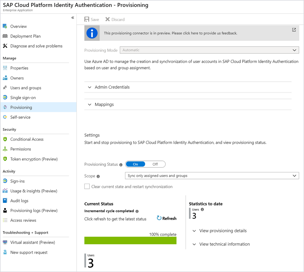 Azure AD expands integration with SAP Identity