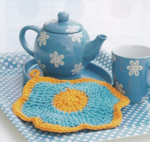 Bright Ideas Lily Sugar N Cream Crochet Pattern 570828 Dog Bed Rug