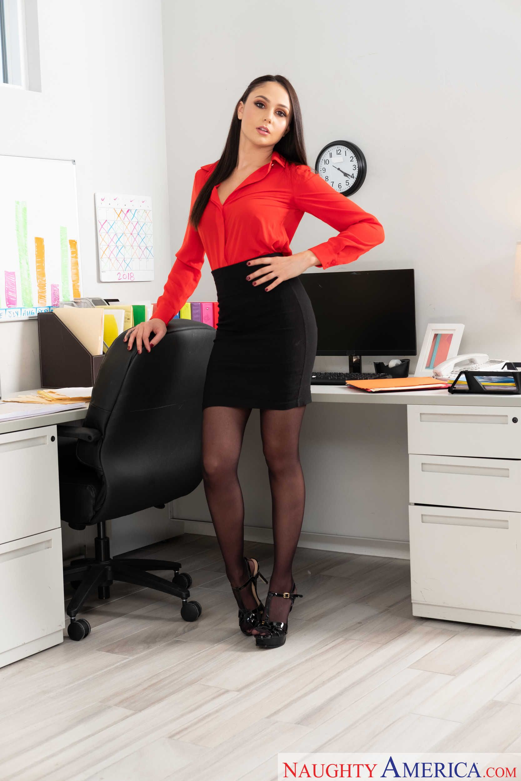 ariana marie office