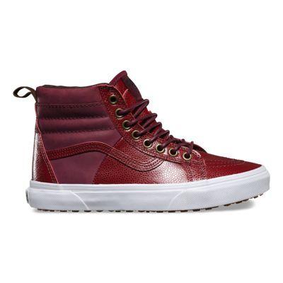 VANS Classic SK8 HI 46 MTE DX Winter Sneaker Schuhe Leder Scotchgard
