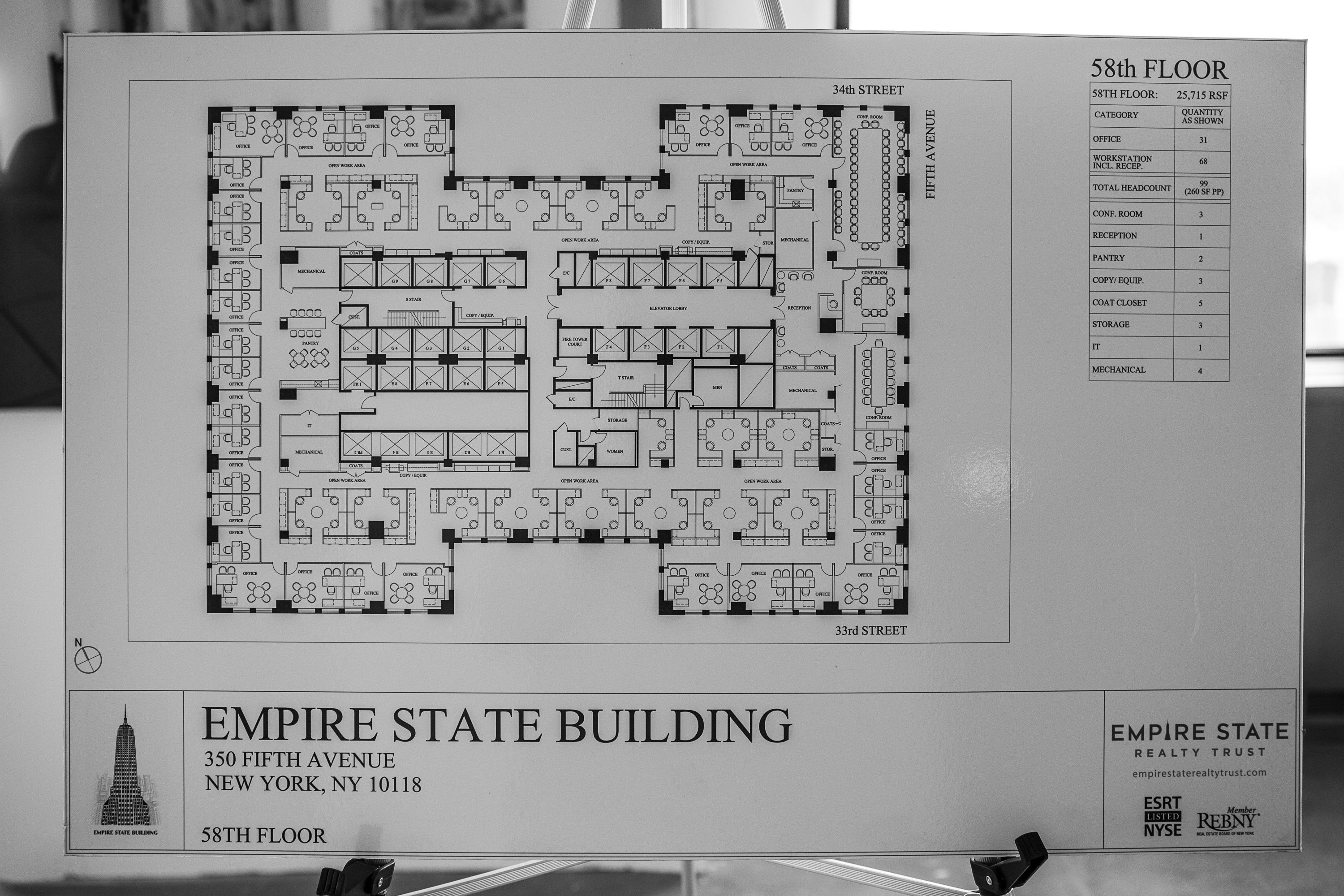 The Best Empire State Building Floor Plans And View In 2020 Empire State Building Empire State Architecture Drawing Plan
