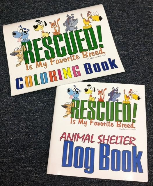 Many Items That Help Support Animal Shelters This Reading Book And Coloring