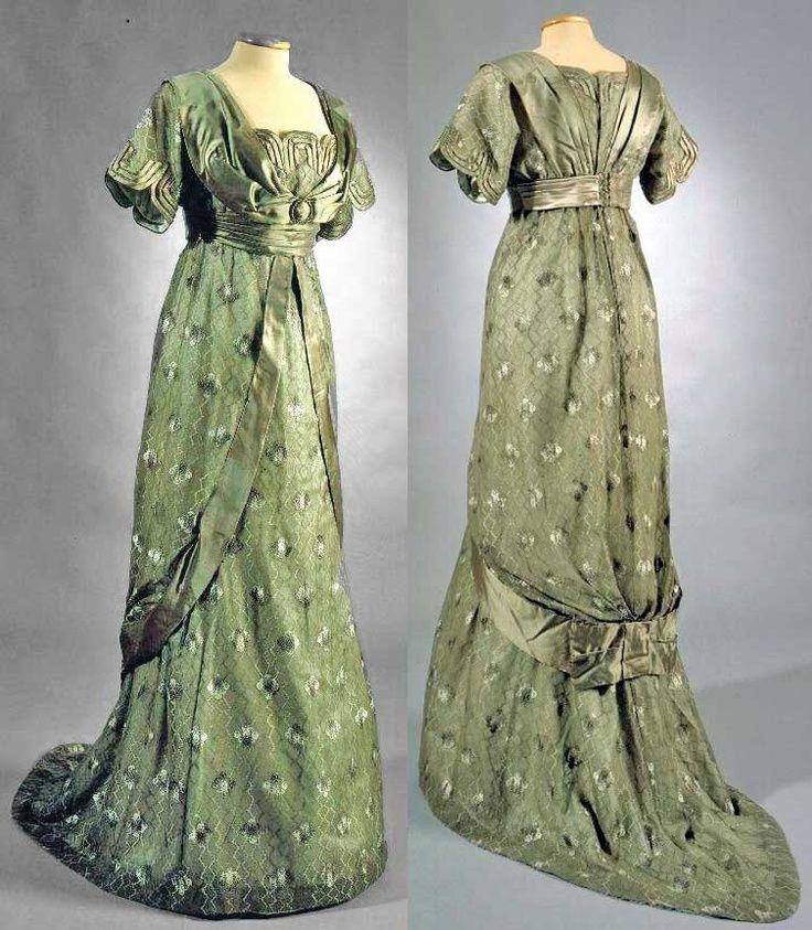 Vintage Victorian: Titanic Ladies' fashions 71