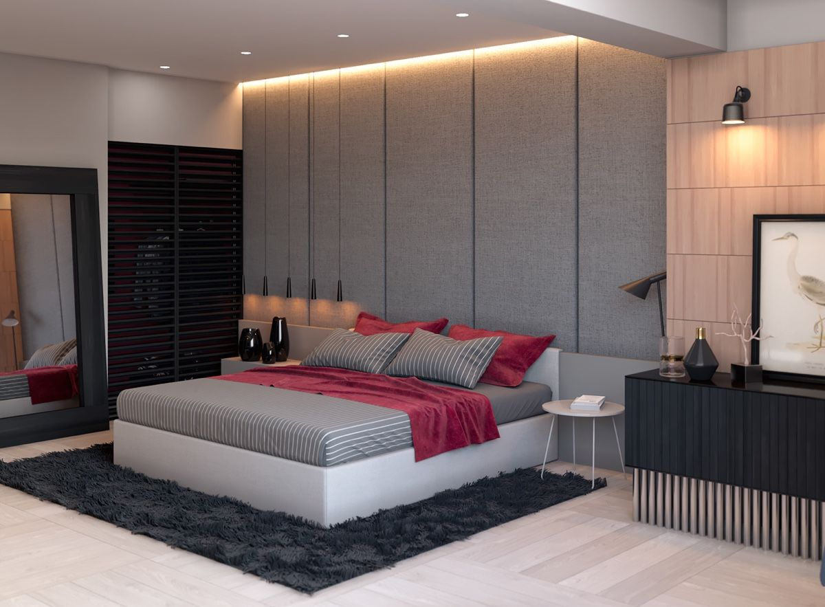 Best Small Bedroom Designs By Minimalist And Modest Decor Which 400 x 300