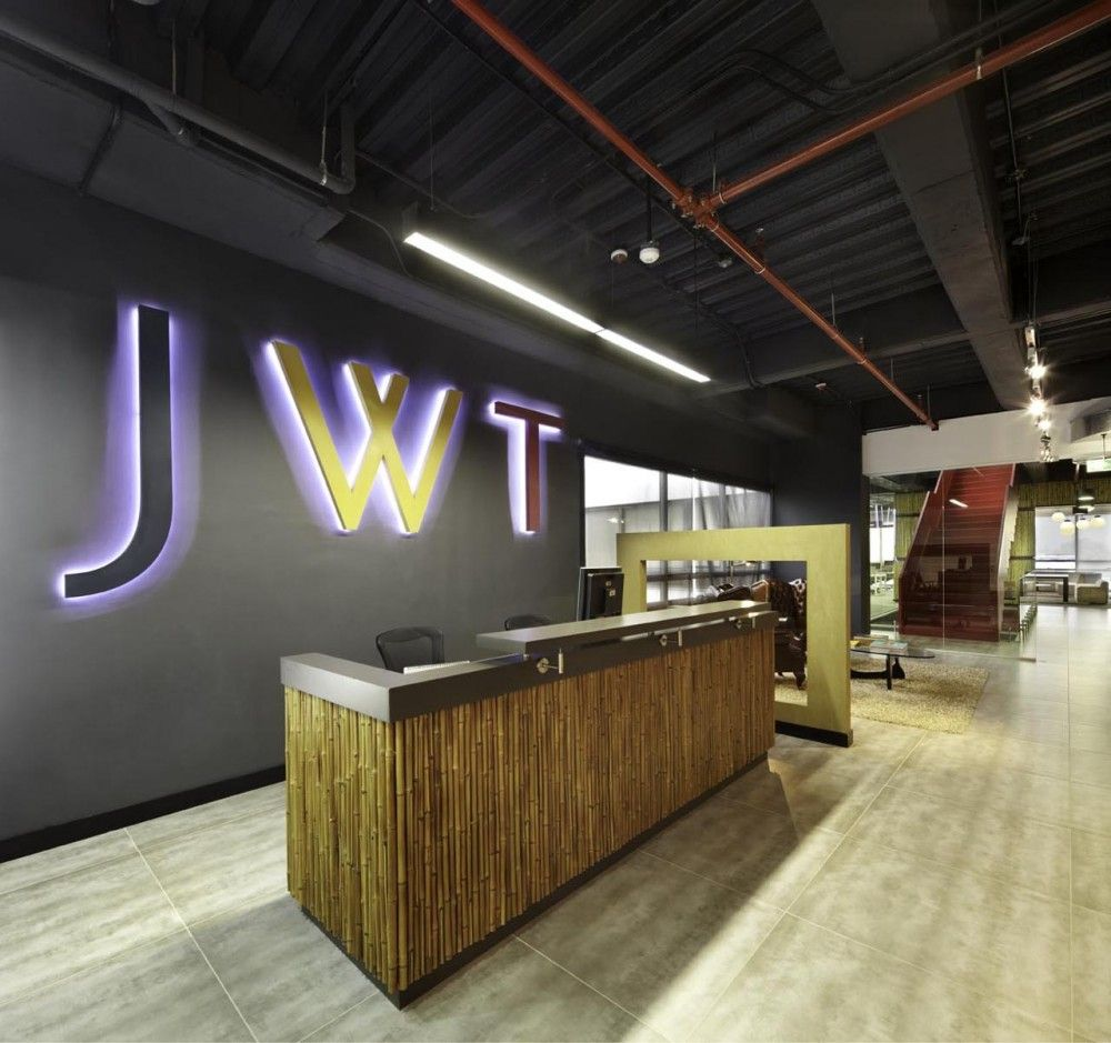 The Jwt Bogota Headquarters Interior Design