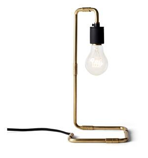 Tribecca reade table lamp bordslampa mässing • Designfirman Gamla Stan • Tictail