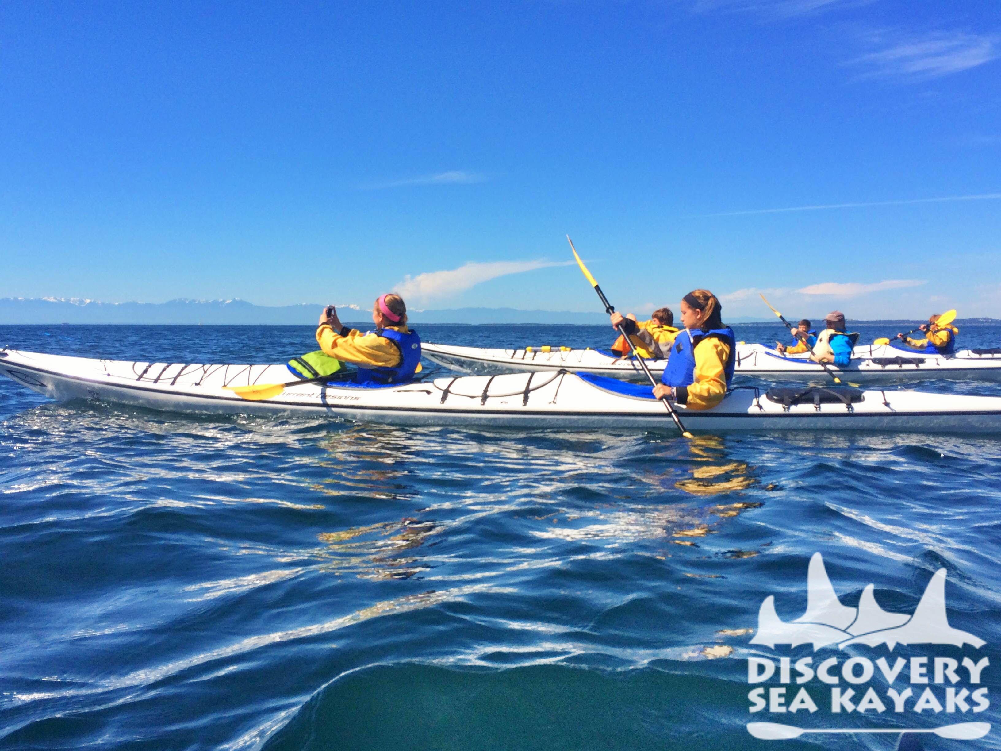Kayaking San Juan Island  Water vacation Kayaking Kayak