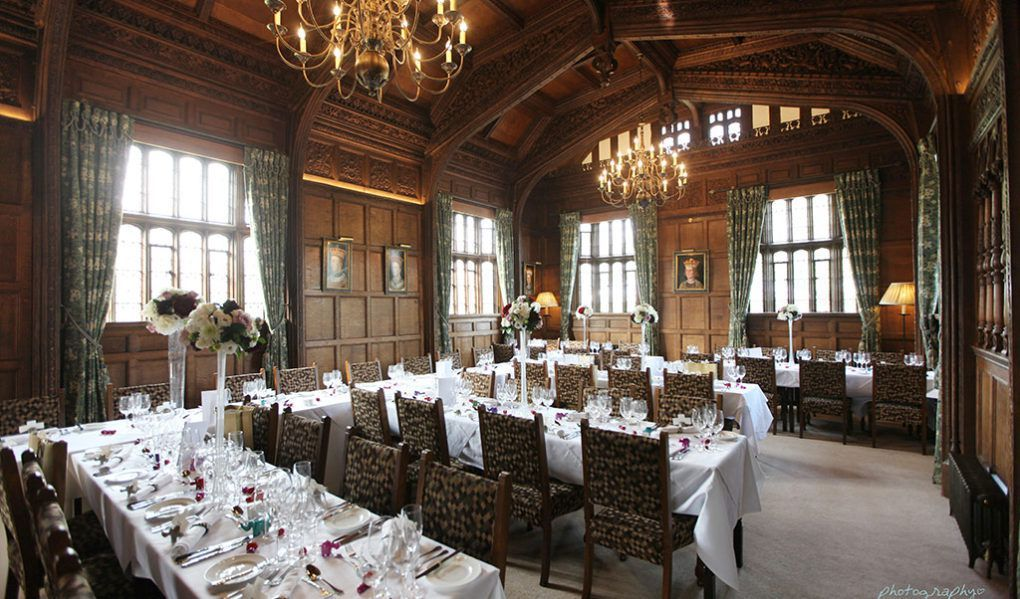 Astor Wing At Hever Castle