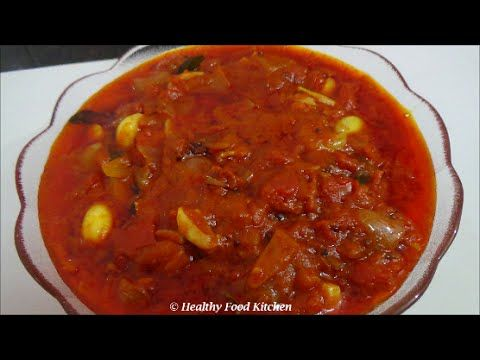 Tomato thokku recipe thakkali thokku recipe by healthy food kitchen this video explains the process of preparing tomato thokku recipe thakkali thokku recipe in tamil this thokku tastes good with idli dosa rice curd forumfinder Images
