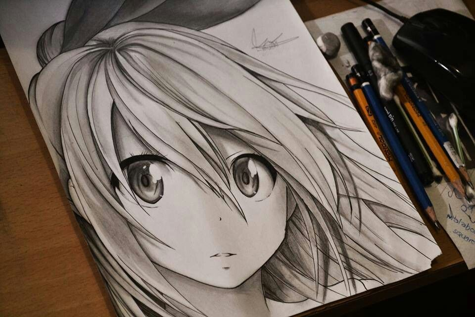 Do You Want To Learn How To Make Drawings Like This Or Even Better Visit Our Website Where You Can Learn In 2020 Drawings Of Friends Anime Drawings Sketches Sketches