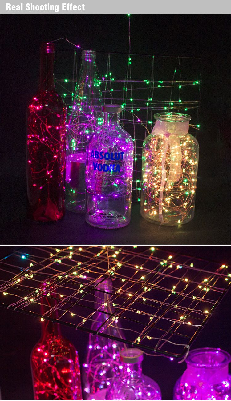 Factory Wholesale Novelty Rgb Color Changing Outdoor Christmas