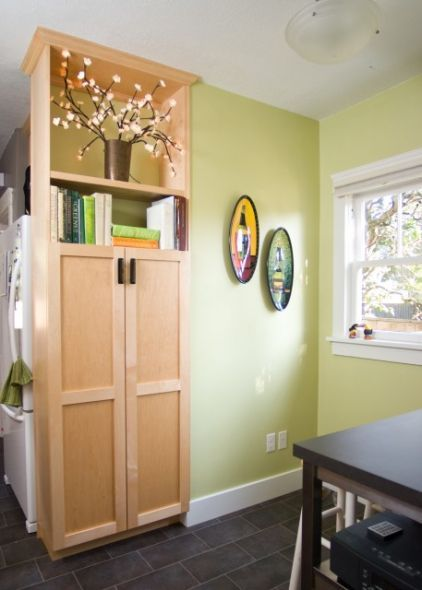 Paint Color Corn Husk Green By Behr