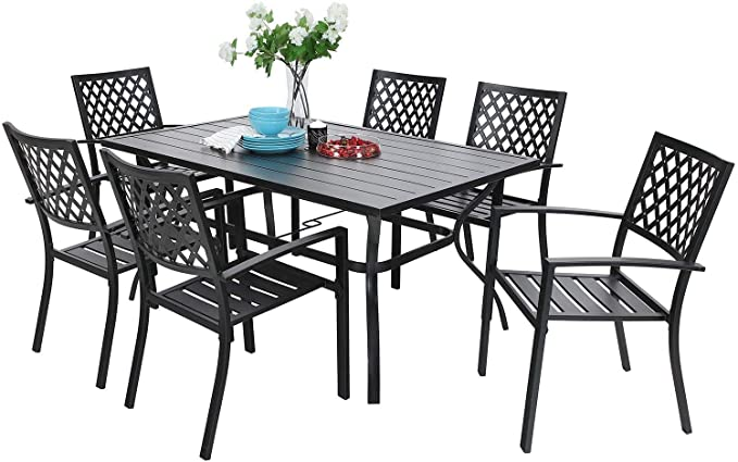 wicker dining tables patio dining chairs