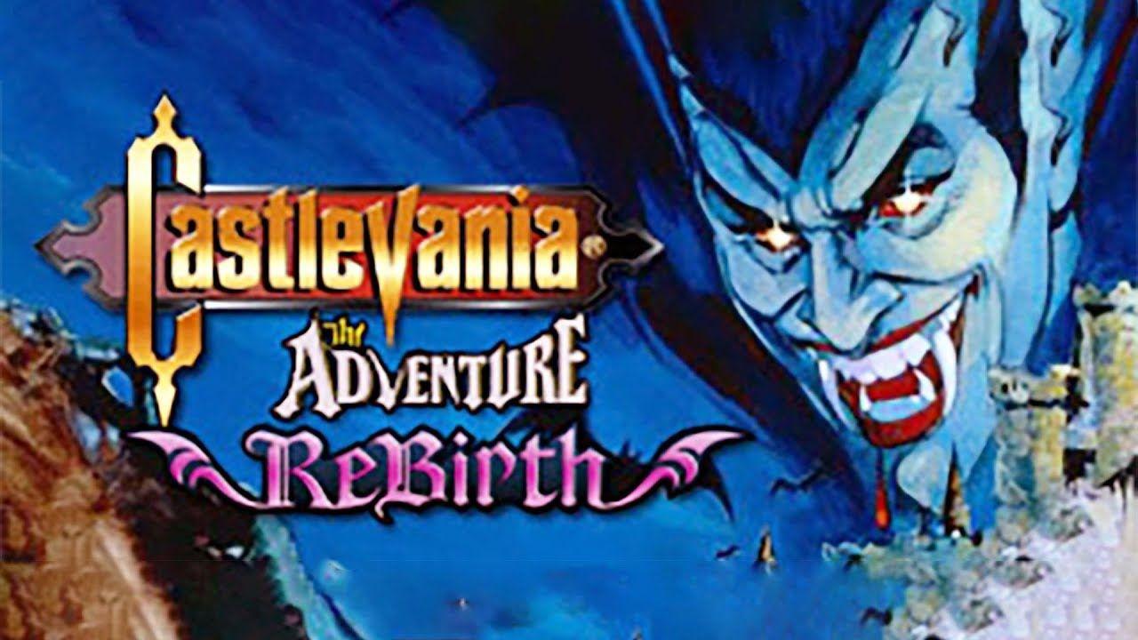 Castlevania: The Adventure ReBirth \ Gameplay Castlevania
