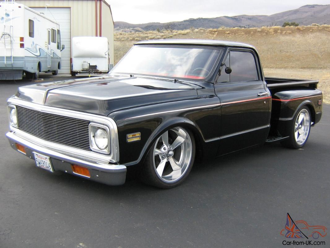 chopped top chevy c10 truck - Google Search | Chevrolet C10 Trucks ...