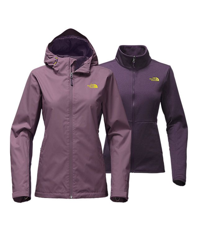 5e586d9a2fb7 Women s arrowood triclimate® jacket