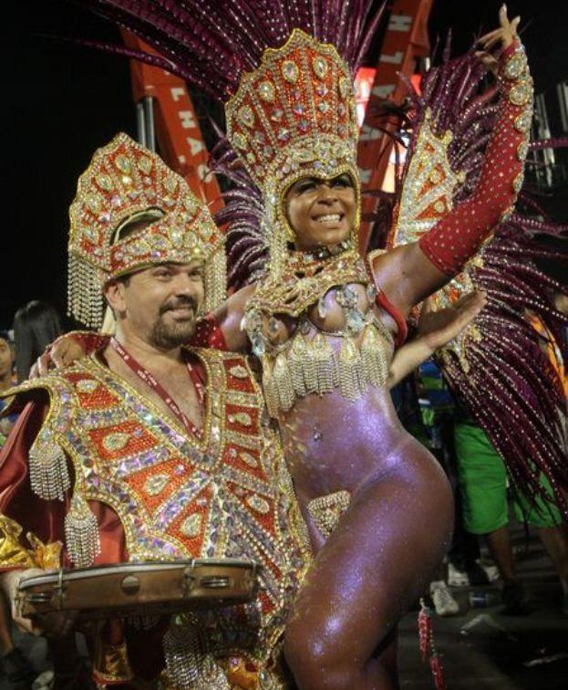 Необычные трусики бразильских танцовщиц (14 фото ...