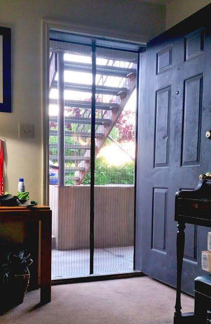Magnetic Screen Door Magnetic Screen Door Screen Door House